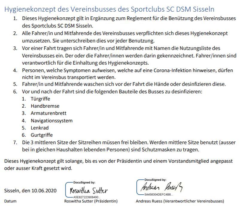Hygienekonzept-DSM-SC-Bus